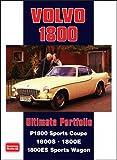 Volvo 1800 Ultimate Portfolio, R. M. Clarke, 1855207028