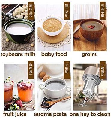 XVCHANGQING Exprimidor de Mini leche soja automática Máquina leche ...
