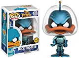 Funko POP! Animation: Duck Dodgers - Duck Dodgers Metallic (Limited Chase Edition)