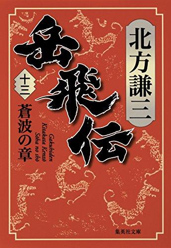 岳飛伝 十三 蒼波の章 (集英社文庫)