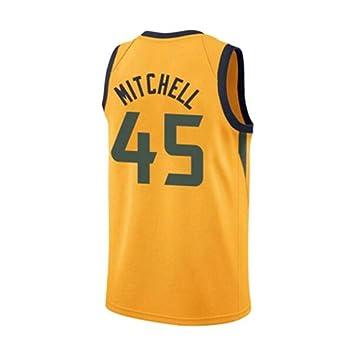 Camiseta de Baloncesto for Hombre - Jazz Donovan Mitchell No ...