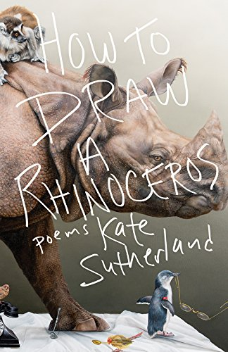 How To Draw a Rhinoceros by BookThug