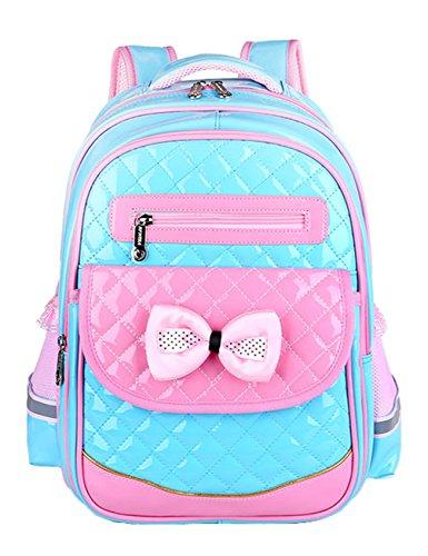 Fifriver Waterproof Kids Backpack - Cute Toddler School Bag - Children Durable Bookbag - Adorable Travel Back Pack for Boys...