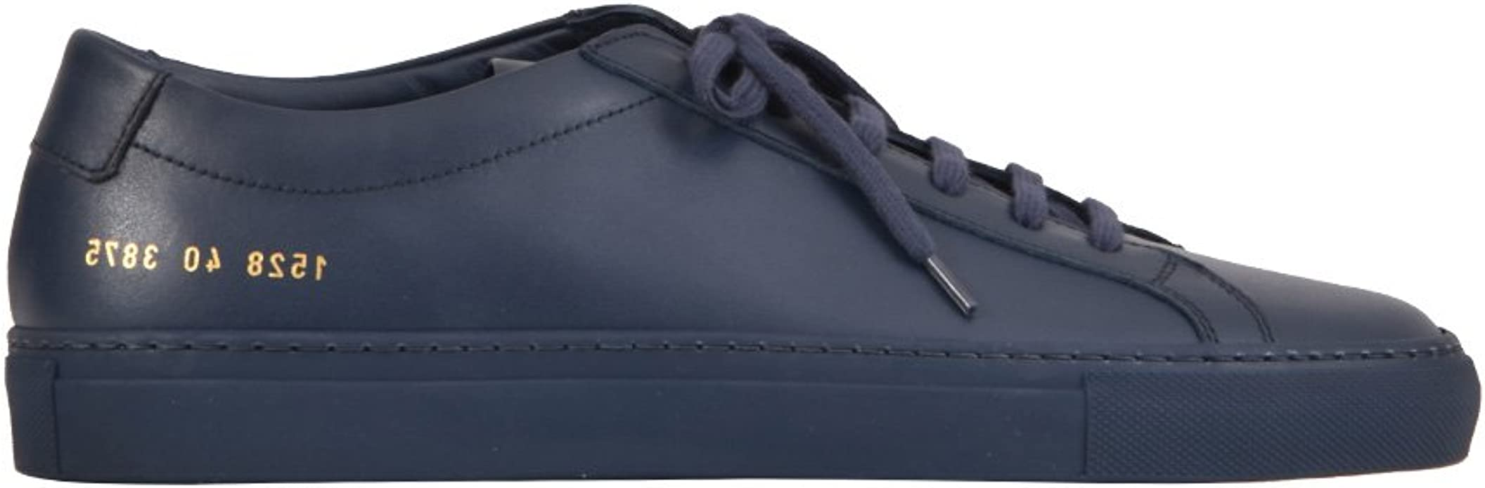 Blue Leather Sneakers: Amazon.ca