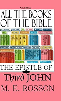 3rd book of the bible