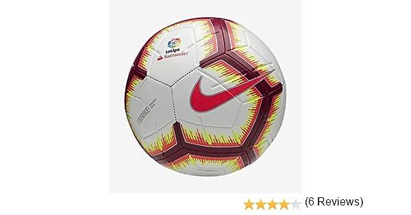 Nike Ll Nk Strk-fa18 Balón de fútbol, Unisex Adulto: Amazon.es ...