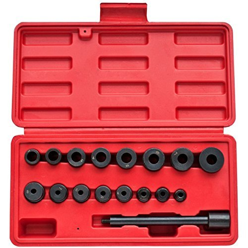 Varan Motors VT01183 JUEGO 17 PIEZAS ALINEADOR CENTRADOR EMBRAGUE: Amazon.es: Bricolaje y herramientas