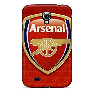 Samsung Galaxy S4 FNp2034ULGp Provide Private Custom Stylish Arsenal Pictures Scratch Protection Hard Phone Case -AlissaDubois