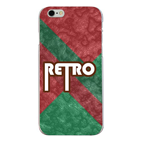 "Disagu Design Case Coque pour Apple iPhone 6 Housse etui coque pochette ""Retro Style"""