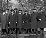 1925 photo Delegation from Maine on potato embargo at W.H., 1/31/25 Vintage B b7