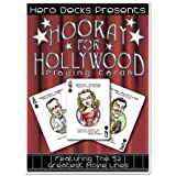 Hero Decks - Hooray For Hollywood - Playing Cards