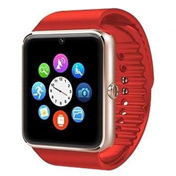 Sin marca - Smartwatch gt08 sim+SD+Bluetooth Negro+Plata ...