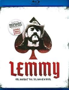 Lemmy: 49% Motherf**ker, 51% Son of a Bitch [Blu-ray]