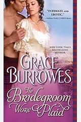 The Bridegroom Wore Plaid (MacGregor Book 1) Kindle Edition