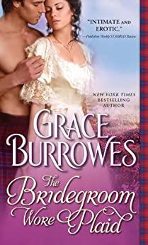 The Bridegroom Wore Plaid (MacGregor) by [Burrowes, Grace]