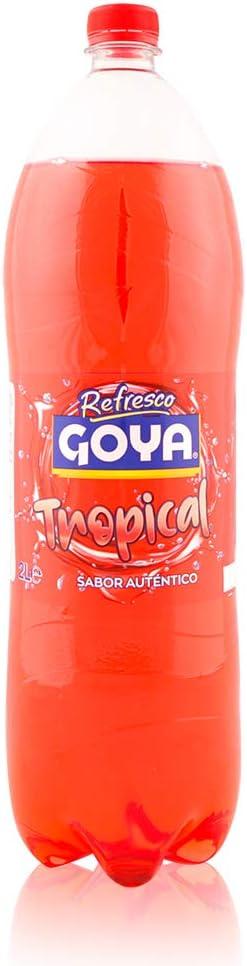 Goya - Tropical Soda - Refresco - 2 l