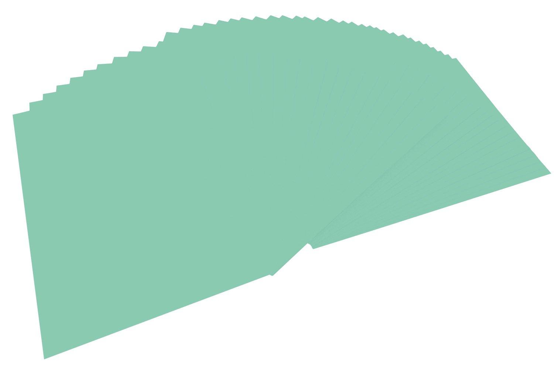 Folia 6418––Papel DIN A4, 100hojas, color rojo