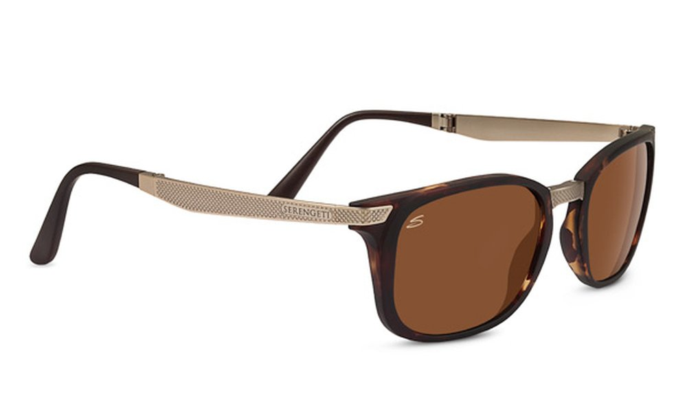 Serengeti 8496-Volare Volare Glasses, Satin Tortoise Frame by Serengeti