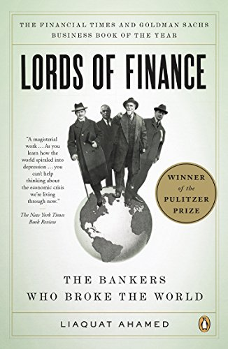 [Free] Lords of Finance: The Bankers Who Broke the World<br />R.A.R