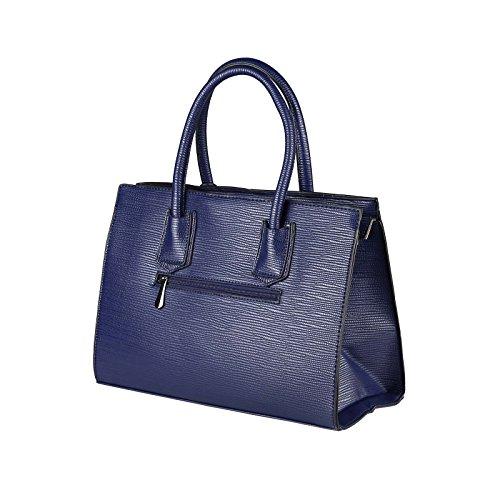 OBC Only-Beautiful-Couture, Borsa a spalla donna blu Dunkelblau ca.: 35x26x15 cm (BxHxT)