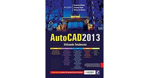 Totalmente utilizando livro 2013 pdf autocad