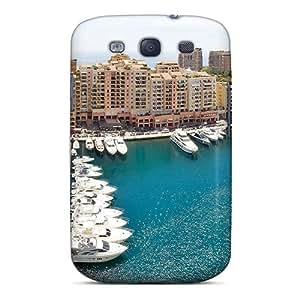 AnnetteL XPLXpPr1361ORqoR Case Cover Skin For Galaxy S3 (monaco Port)