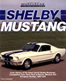 Shelby Mustang, Tom Corcoran, 0879386207