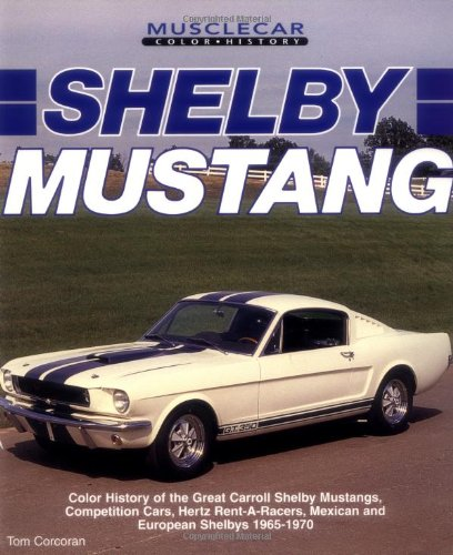 Shelby Mustang (Muscle Car Color (1965 Muscle Cars)