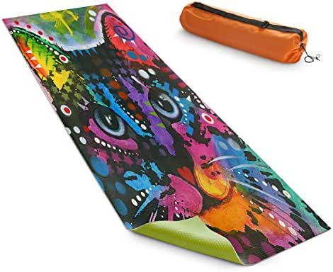 DiaNoche Designs Yoga Mats By Dean Russo - Cat 12