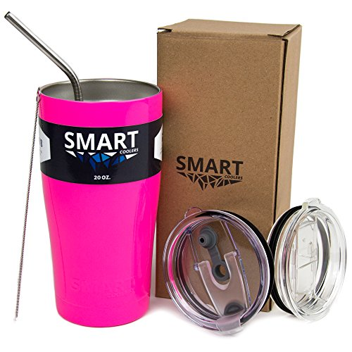 Tumbler 20 Oz Color - Smart Coolers - Ultra-Tough Double Wal