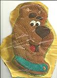 Wilton Cake Pan: Scooby-Doo (502-224, 1975)