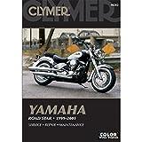 Clymer MANUAL YAMAHA ROADSTAR