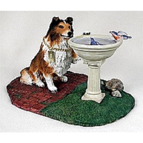 Shetland Sheepdog Figurine (Sheltie Sable MyDog-Special Edition)