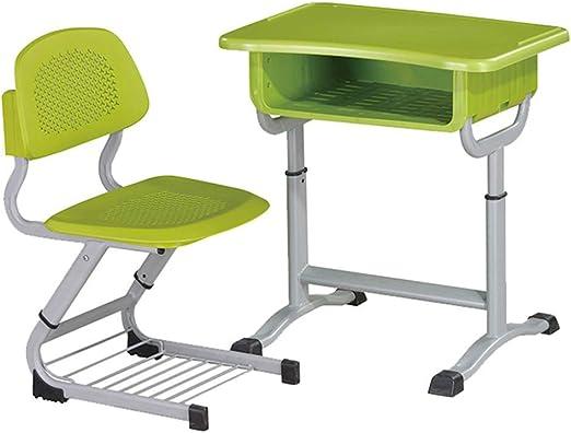 Yjzy Mesa y Silla de Estudio para Niños,escritorio y silla para ...
