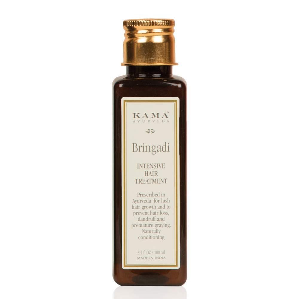 Kama Ayurveda Bringadi Intensive Hair Treatment 100ml Amazon In