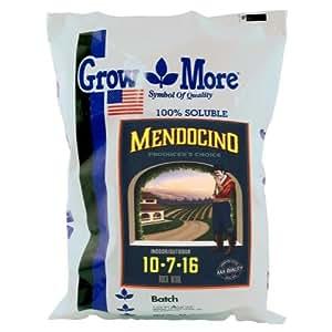 Crecer más 721588Mendocino Rock lana fertilizantes, 25lb