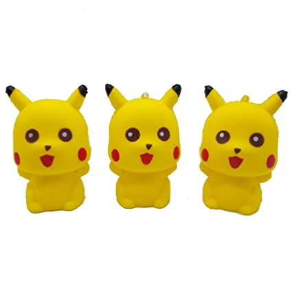 Amazon.com: Gofkd Pikachu Juguetes Squishy Jumbo Juguetes ...