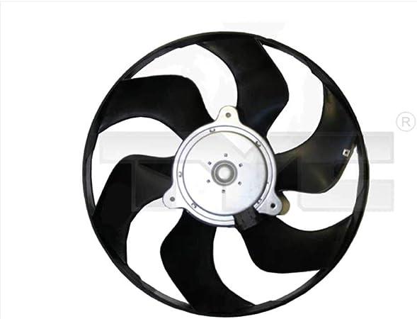 TYC 828 – 0006 Ventilador, refrigeración del motor Motor ventilador, ventilador, condensador Ventilador: Amazon.es: Coche y moto