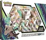 Pokemon Cards TCG: Alolan Marowak-GxBox + 4 Booster Pack + A Foil Promo Card + A Foil Oversize Card
