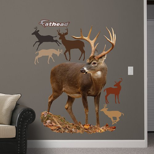 FATHEAD Deer Wall Graphic ()