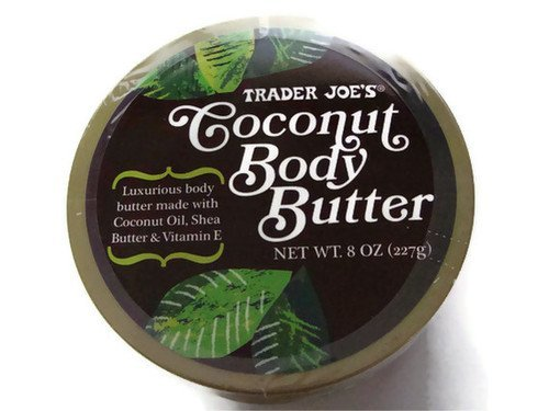 Trader Joes Coconut Butter 00501309