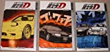 Initial D Volumes 1 - 3 First Stage