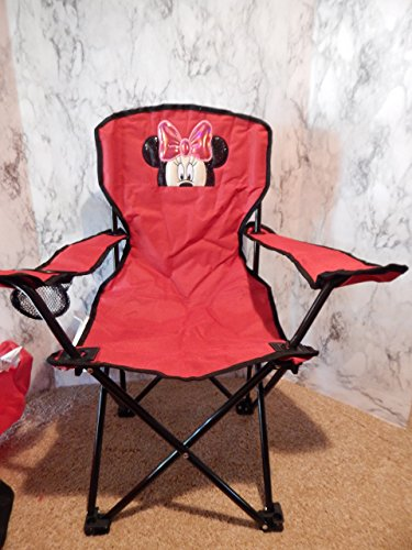 Personalized Girl's Camping Chair made our list of personalized camping gifts for people who camp in tents and those who have RV campers!