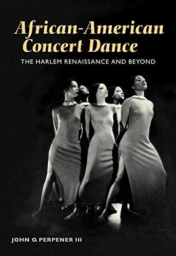 Search : African-American Concert Dance: THE HARLEM RENAISSANCE AND BEYOND