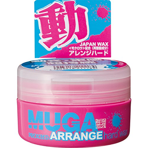 YANAGIYA MUGA Arrange Hard Wax 85g (Japan Import) from Muga