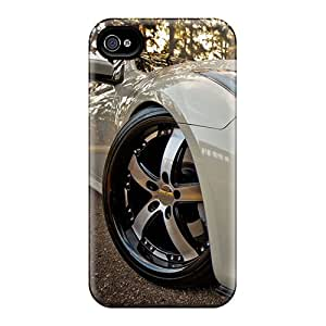 Shock Absorbent Cell-phone Hard Cover For Iphone 6 With Custom Lifelike Iphone Wallpaper Pictures LisaSwinburnson