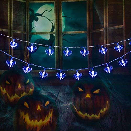 UJoowalk Halloween String Lights, 14.5 ft 30 LED