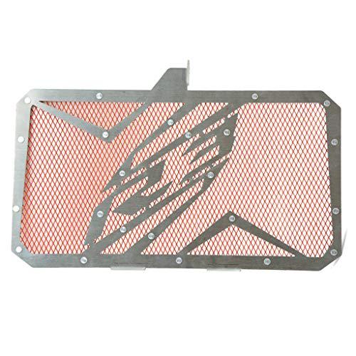 Accesorios para motocicleta, cubierta protectora para parrilla de radiador para Yamaha YZF R3, Rojo, Type A