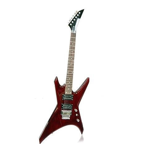 Dr. Tech 6 cuerdas Guitarra eléctrica colección: Amazon.es ...