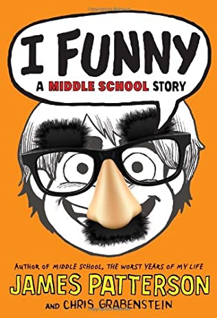 book cover of I, Funny